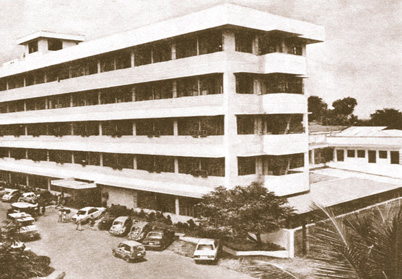 Chong Hua Hospital - Old Building
