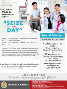National Epilepsy Awareness Month: Seize the Day! Epilepsy is seizure that is recurrent and unprovoked. It may accompany symptoms of other neurological conditions.